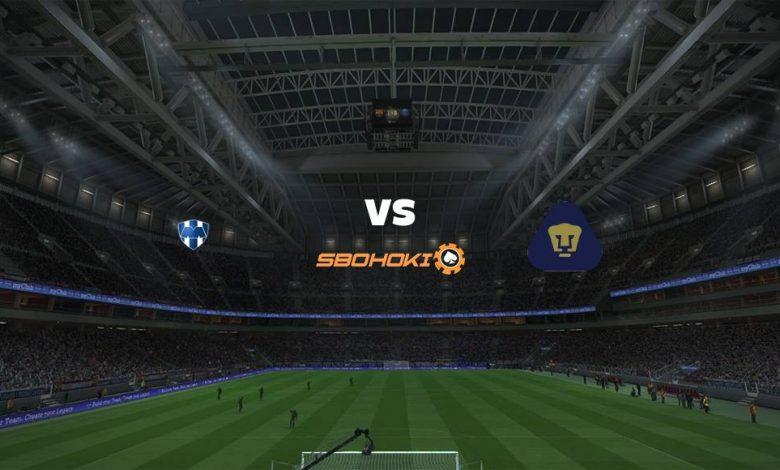 Live Streaming  Monterrey vs Pumas UNAM 7 Februari 2021 1