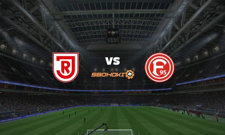 Live Streaming  SSV Jahn Regensburg vs Fortuna Düsseldorf 13 Februari 2021 1