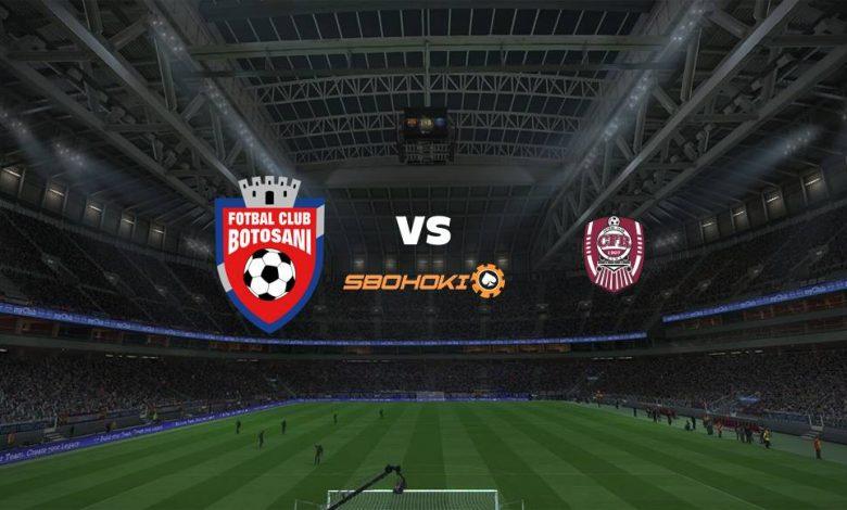 Live Streaming  FC Botosani vs CFR Cluj-Napoca 8 Februari 2021 1