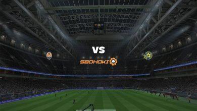Photo of Live Streaming  Shakhtar Donetsk vs Maccabi Tel-Aviv 25 Februari 2021
