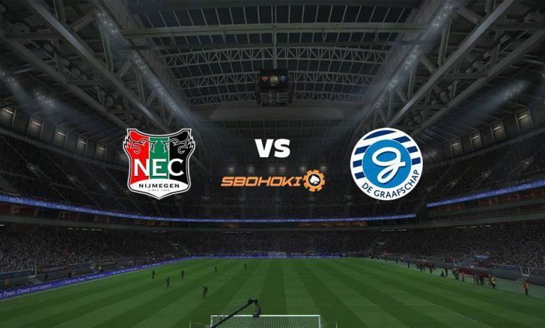Live Streaming  NEC Nijmegen vs De Graafschap 21 Februari 2021 1