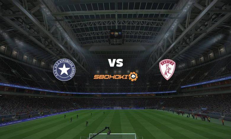 Live Streaming  Atromitos vs Larissa FC 20 Februari 2021 1