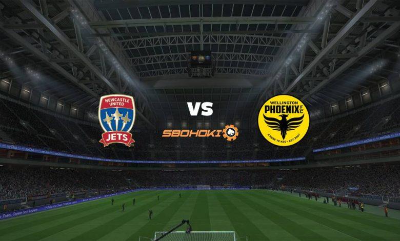 Live Streaming  Newcastle Jets vs Wellington Phoenix FC 28 Februari 2021 1