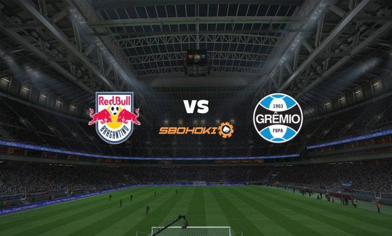 Live Streaming  Red Bull Bragantino vs Grêmio 26 Februari 2021 1