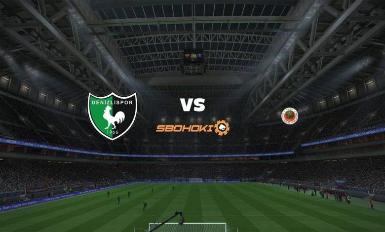 Live Streaming  Denizlispor vs Genclerbirligi 20 Februari 2021 1