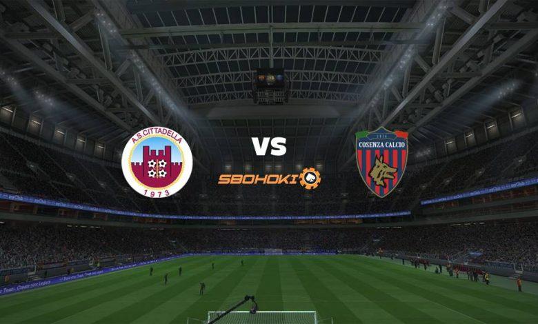 Live Streaming  Cittadella vs Cosenza 9 Februari 2021 1