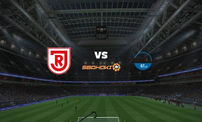 Live Streaming  SSV Jahn Regensburg vs SC Paderborn 07 26 Februari 2021 1