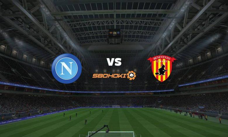 Live Streaming  Napoli vs Benevento 28 Februari 2021 1