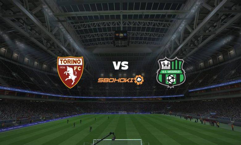 Live Streaming  Torino vs Sassuolo 26 Februari 2021 1