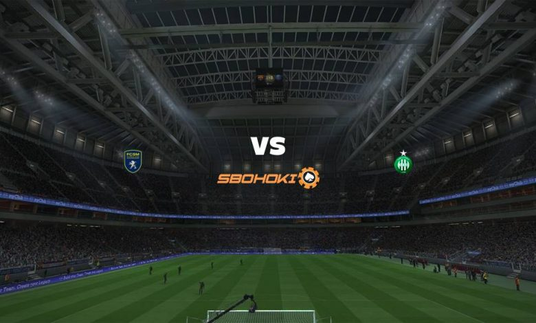 Live Streaming  Sochaux vs St Etienne 11 Februari 2021 1
