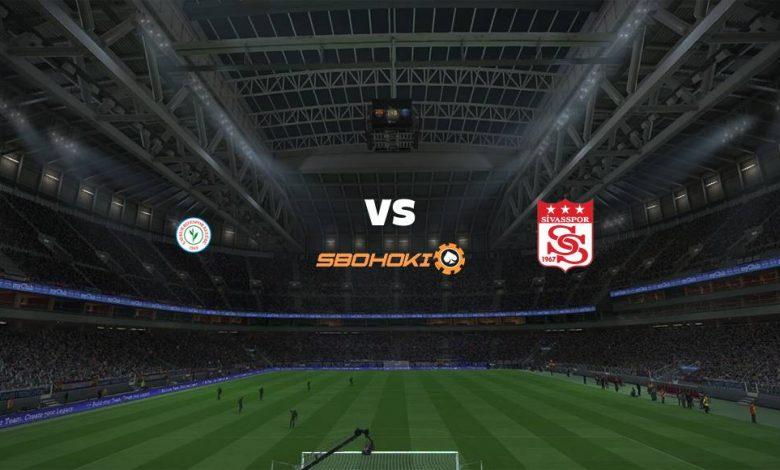 Live Streaming  Caykur Rizespor vs Sivasspor 27 Februari 2021 1