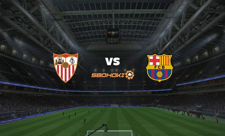 Live Streaming  Sevilla vs Barcelona 27 Februari 2021 1