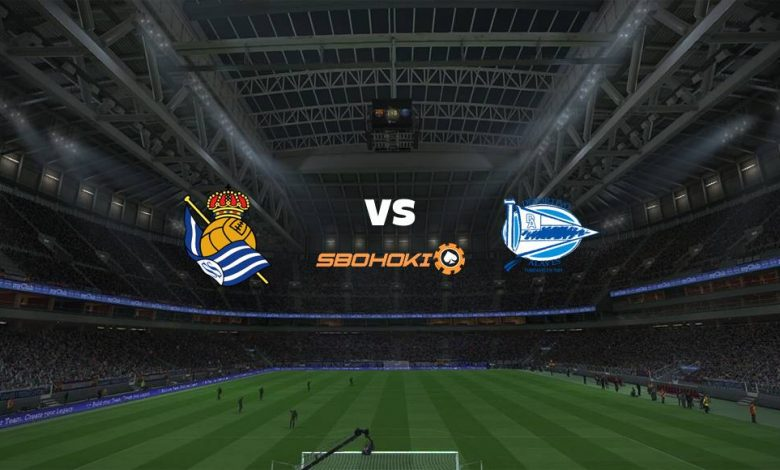 Live Streaming  Real Sociedad vs Alavés 21 Februari 2021 1