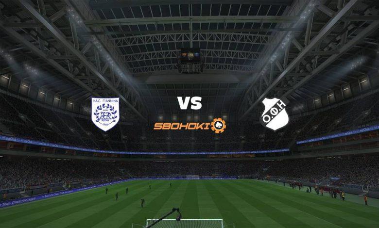 Live Streaming  Pas Giannina vs OFI Crete 21 Februari 2021 1
