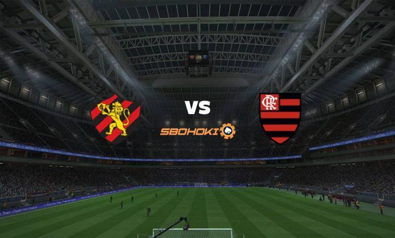 Live Streaming  Sport vs Flamengo 1 Februari 2021 1