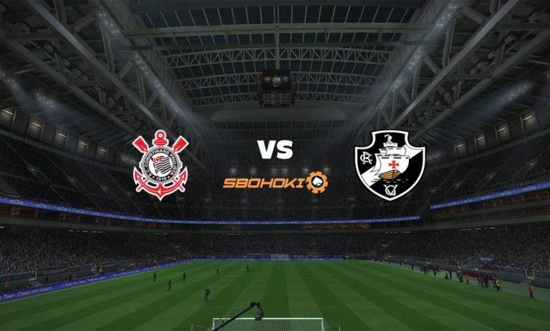 Live Streaming  Corinthians vs Vasco da Gama 21 Februari 2021 1