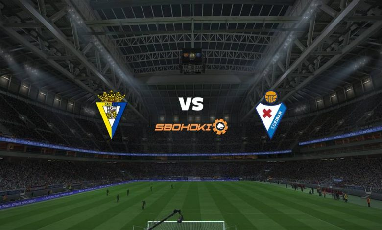 Live Streaming  Cádiz vs Eibar 6 Maret 2021 1