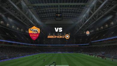 Photo of Live Streaming  Roma vs Shakhtar Donetsk 11 Maret 2021