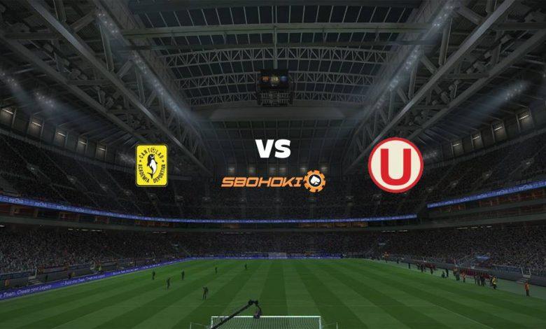 Live Streaming  Academia Cantolao vs Universitario 19 Maret 2021 1