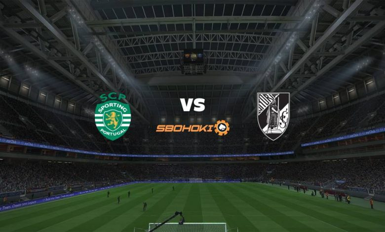 Live Streaming  Sporting CP vs Guimaraes 20 Maret 2021 1