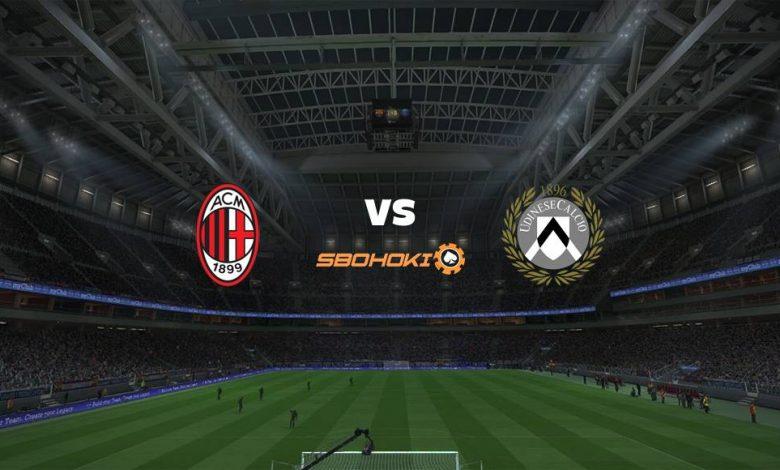 Live Streaming  Milan vs Udinese 3 Maret 2021 1
