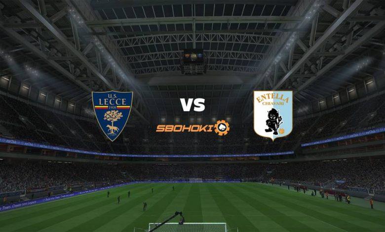 Live Streaming  Lecce vs Virtus Entella 2 Maret 2021 1