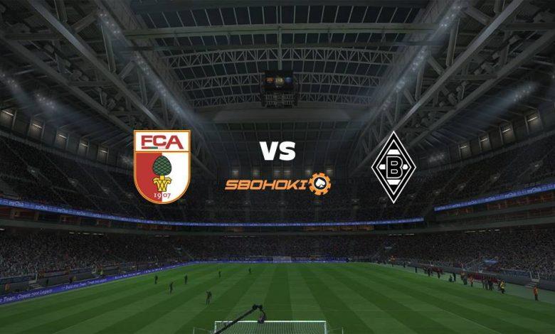 Live Streaming  FC Augsburg vs M'gladbach 12 Maret 2021 1