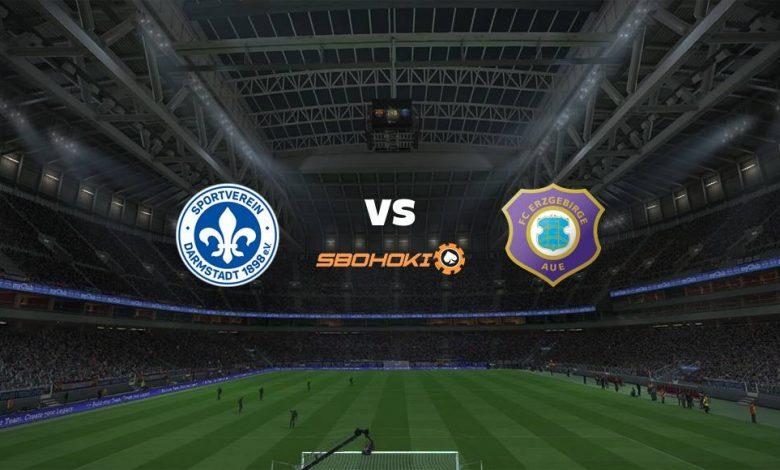 Live Streaming  SV Darmstadt 98 vs FC Erzgebirge Aue 13 Maret 2021 1