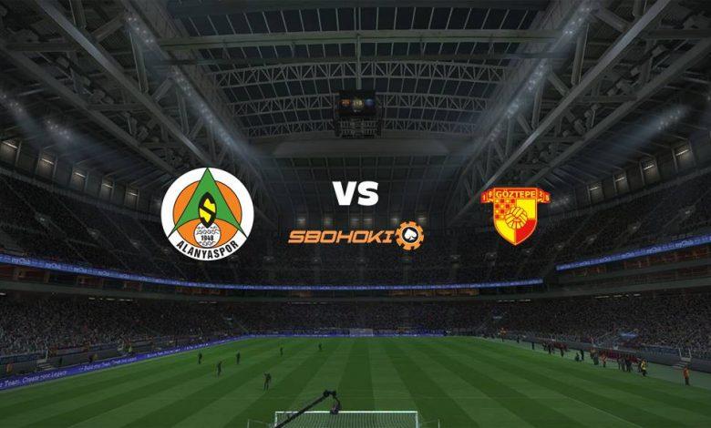 Live Streaming  Alanyaspor vs Goztepe 4 Maret 2021 1