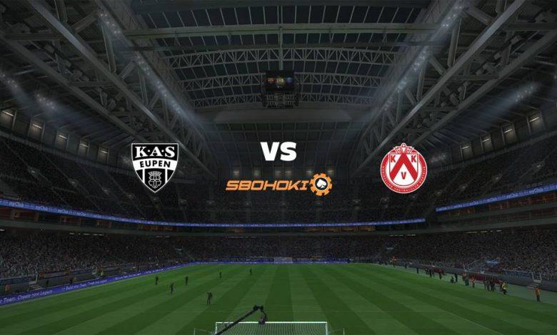 Live Streaming  Eupen vs KV Kortrijk 20 Maret 2021 1