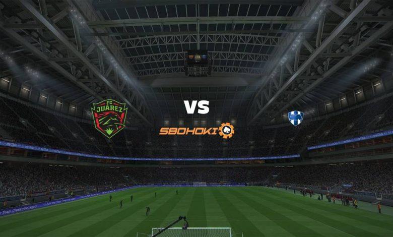 Live Streaming  FC Juarez vs Monterrey 4 Maret 2021 1