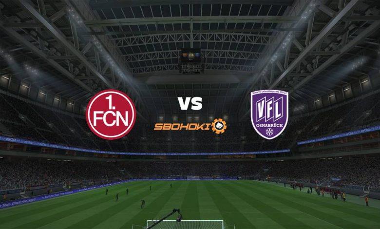 Live Streaming  FC Nurnberg vs VfL Osnabruck 14 Maret 2021 1