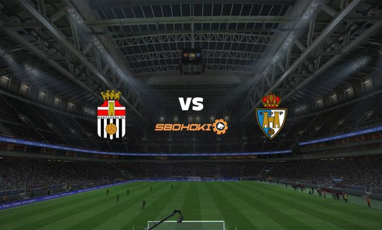 Live Streaming  FC Cartagena vs Ponferradina 12 Maret 2021 1