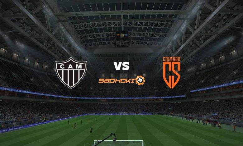 Live Streaming  Atlético-MG vs Coimbra 19 Maret 2021 1