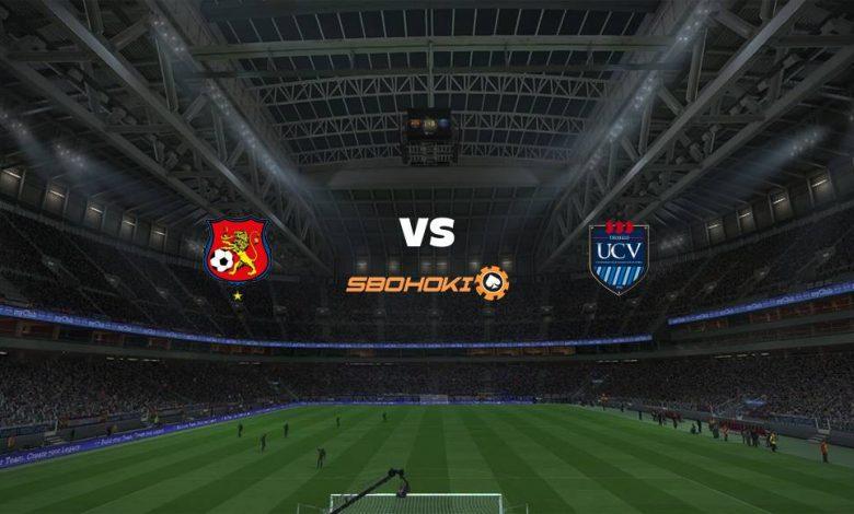 Live Streaming  Caracas FC vs César Vallejo 3 Maret 2021 1