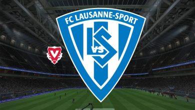 Photo of Live Streaming  FC Vaduz vs Lausanne Sports 3 Maret 2021