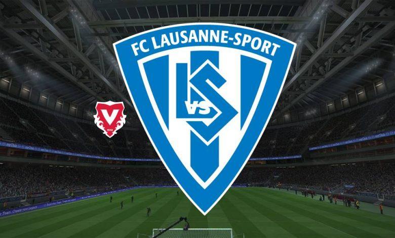 Live Streaming  FC Vaduz vs Lausanne Sports 3 Maret 2021 1