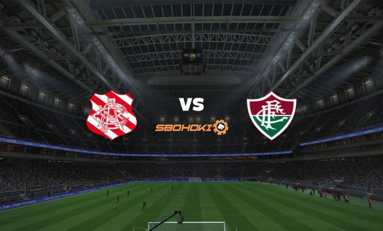 Live Streaming  Bangu vs Fluminense 21 Maret 2021 1