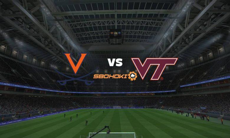 Live Streaming  Virginia vs Virginia Tech 19 Maret 2021 1