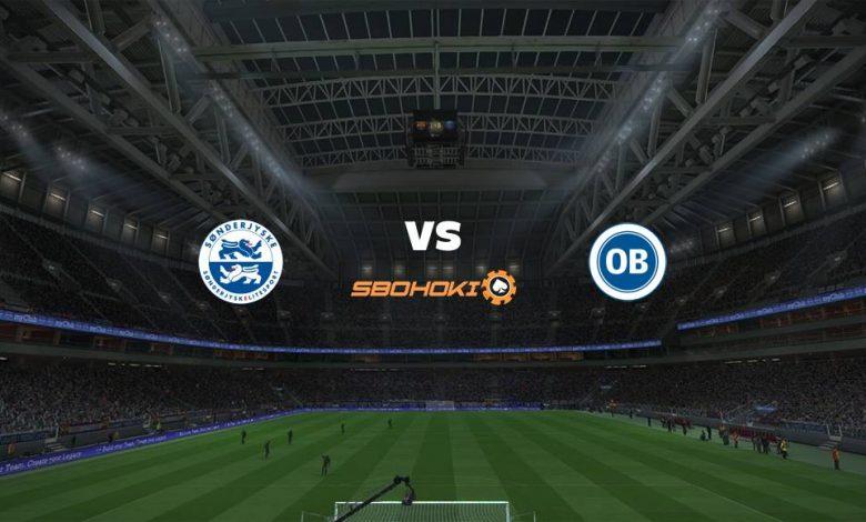 Live Streaming  Sonderjyske vs Odense Boldklub 4 Maret 2021 1
