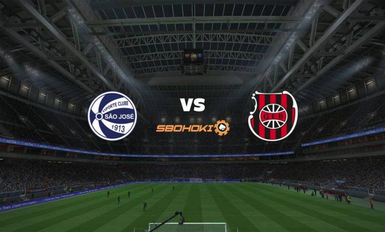 Live Streaming  São José-RS vs Brasil de Pelotas 19 Maret 2021 1