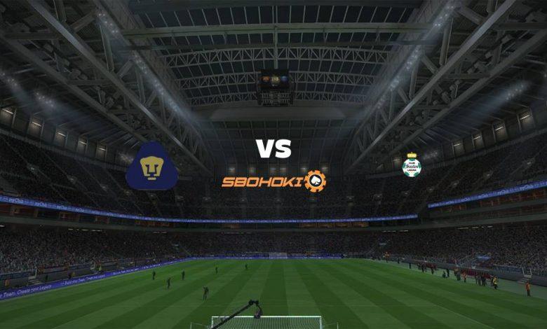 Live Streaming  Pumas UNAM vs Santos Laguna 5 Maret 2021 1
