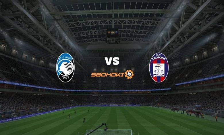Live Streaming  Atalanta vs Crotone 3 Maret 2021 1