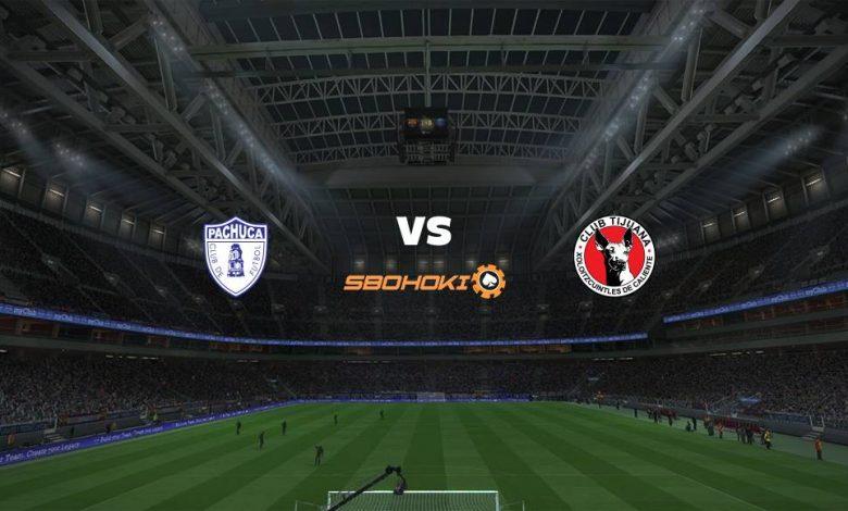 Live Streaming  Pachuca vs Tijuana 9 Maret 2021 1