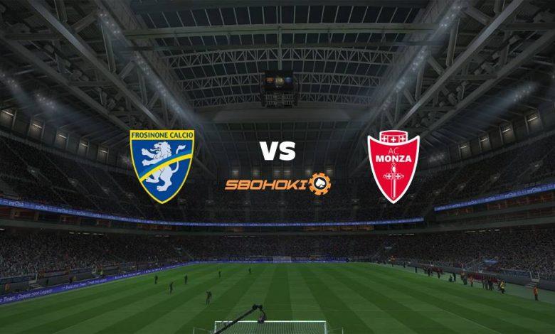 Live Streaming  Frosinone vs Monza 2 Maret 2021 1