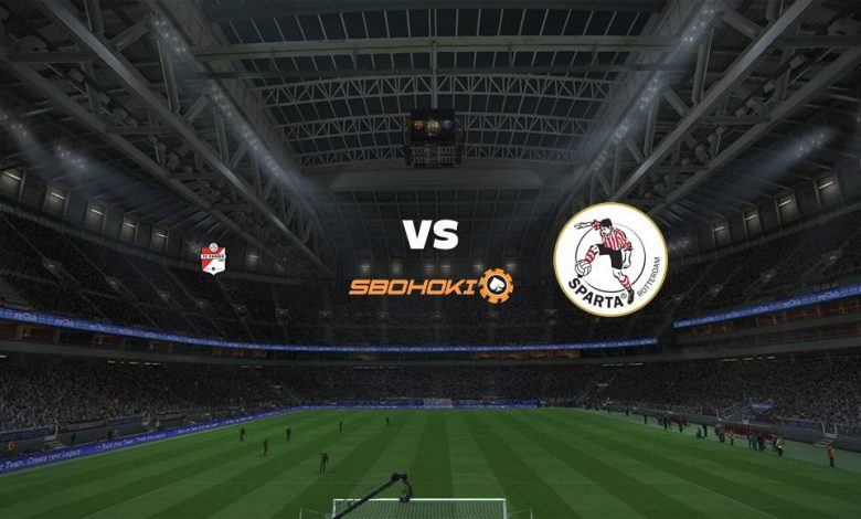 Live Streaming  FC Emmen vs Sparta Rotterdam 5 Maret 2021 1
