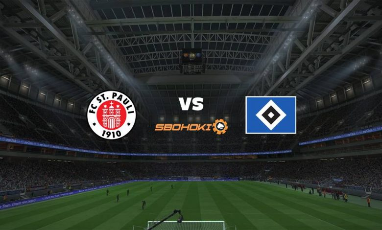 Live Streaming  St Pauli vs Hamburg SV 1 Maret 2021 1