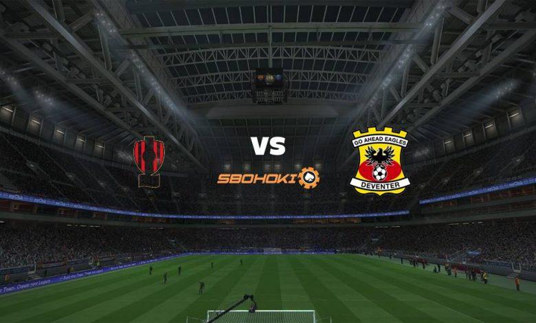 Live Streaming  TOP Oss vs Go Ahead Eagles 5 Maret 2021 1