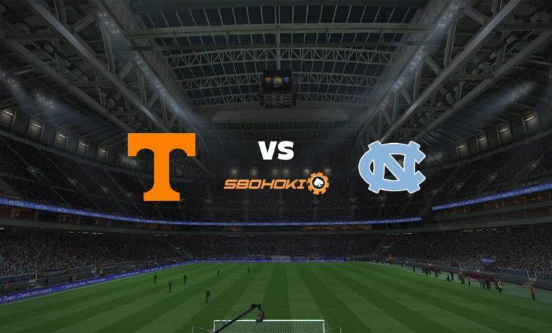 Live Streaming  Tennessee Volunteers vs North Carolina Tar Heels 14 Maret 2021 1