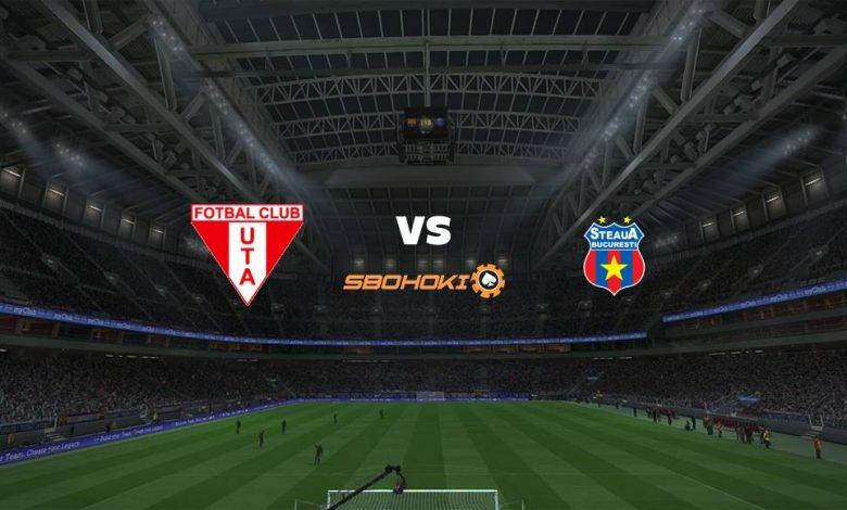 Live Streaming  UTA Arad vs FCSB 13 Maret 2021 1
